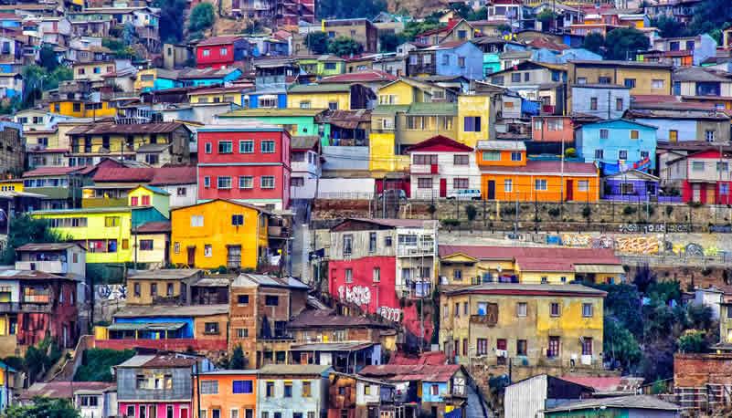 Viajar a Valparaíso - Guía de Santiago